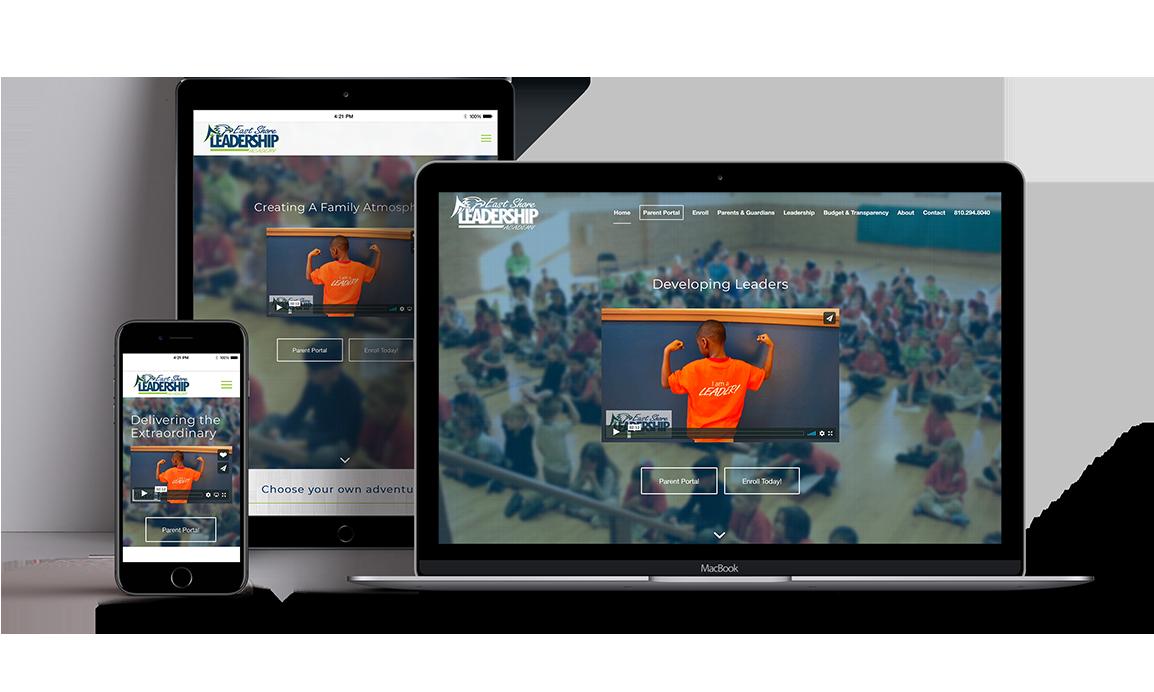 East-Shore-Leadership-Academy-Nonprofit-Website-Design-Mockup