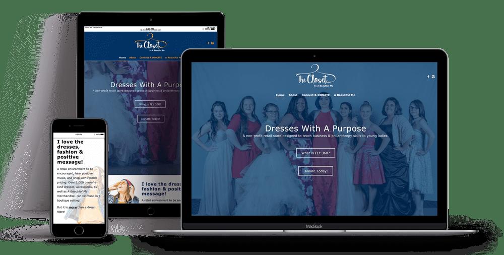 The-Closet-by-A-Beautiful-Me-Nonprofit-Website-Design-Mockup